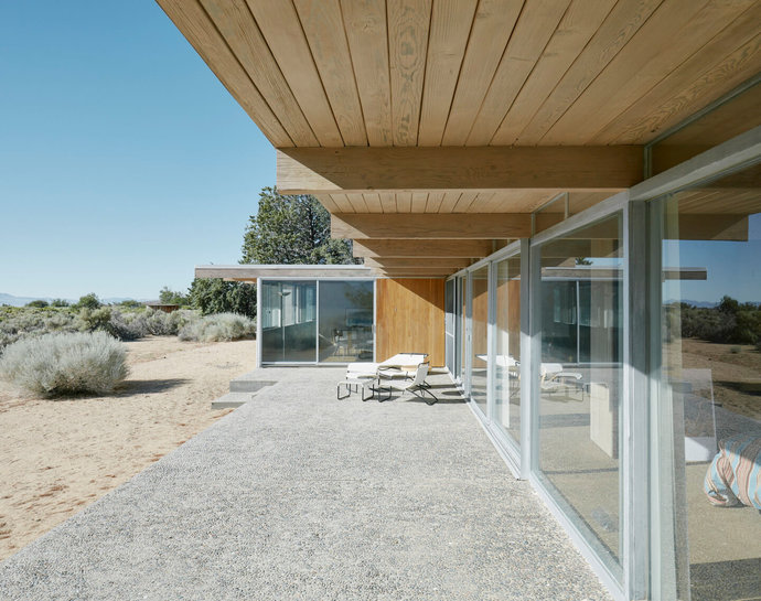 Richard Neutras Oyler House